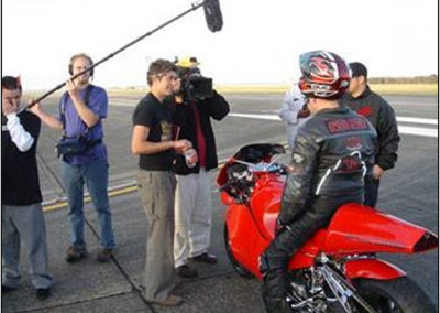 The Superbike Featured on Planet Luxury and National Geographic.