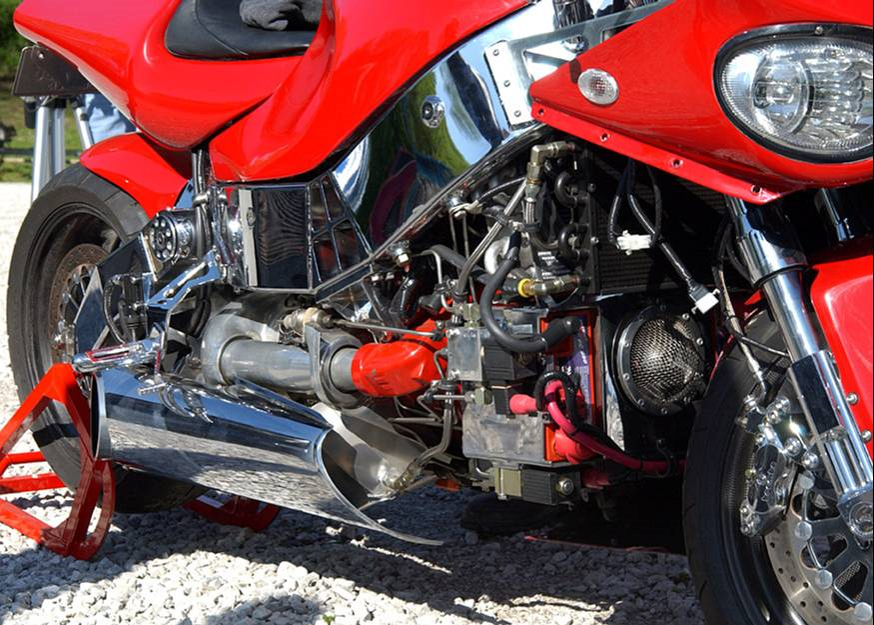 Motorcycles Marine Turbine Technologies The Leader In