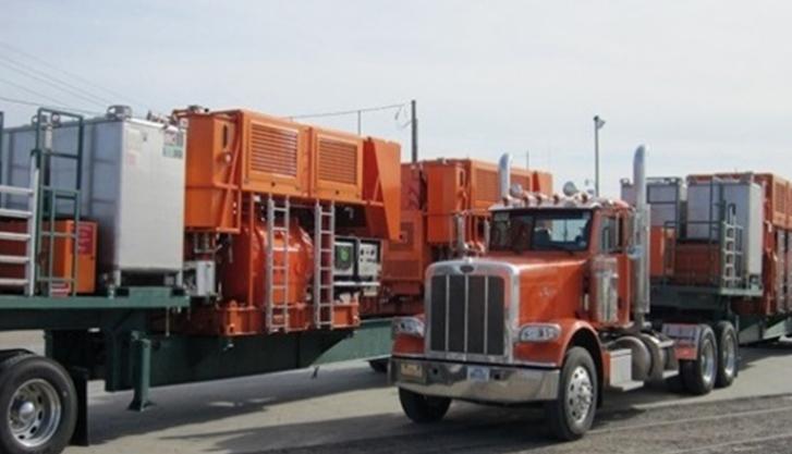 TURBINE POWERED FRAC UNITS | Marine Turbine Technologies