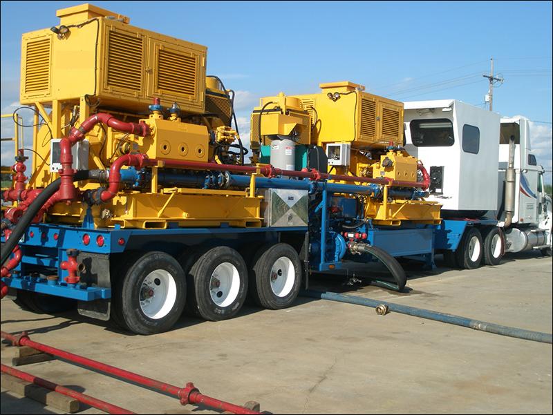 TURBINE POWERED FRAC UNITS   Marine Turbine Technologies - The