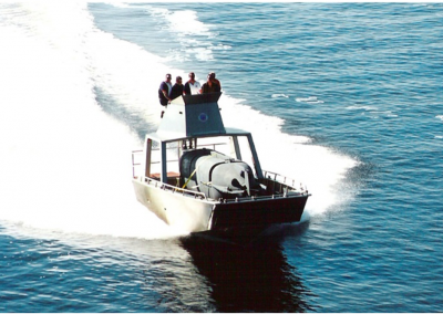SEAL DELIVERY VESSEL 1