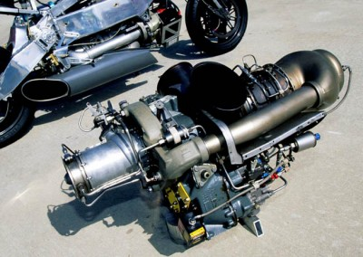 Y2K Superbike Turbine Power